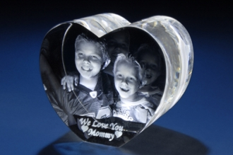 Mother's Day 3D Laser Scan Gifts
