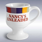 Personalized Sanoma Rainbow Pedestal Coffee Mug