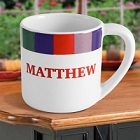 Personalized Sanoma Rainbow Coffee Mug