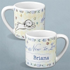 Flavia's Personalized 8 oz Baby Cup