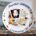 Personalized Celebration Plate