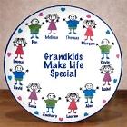 Grandkids Make Life Special Platter