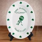 Personalized Irish Birthday Platter
