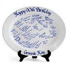 Signature Birthday Platter