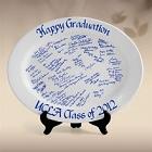 Signature Graduation Platter