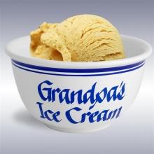 Grandpa's 1 Quart Ice Cream Bowls